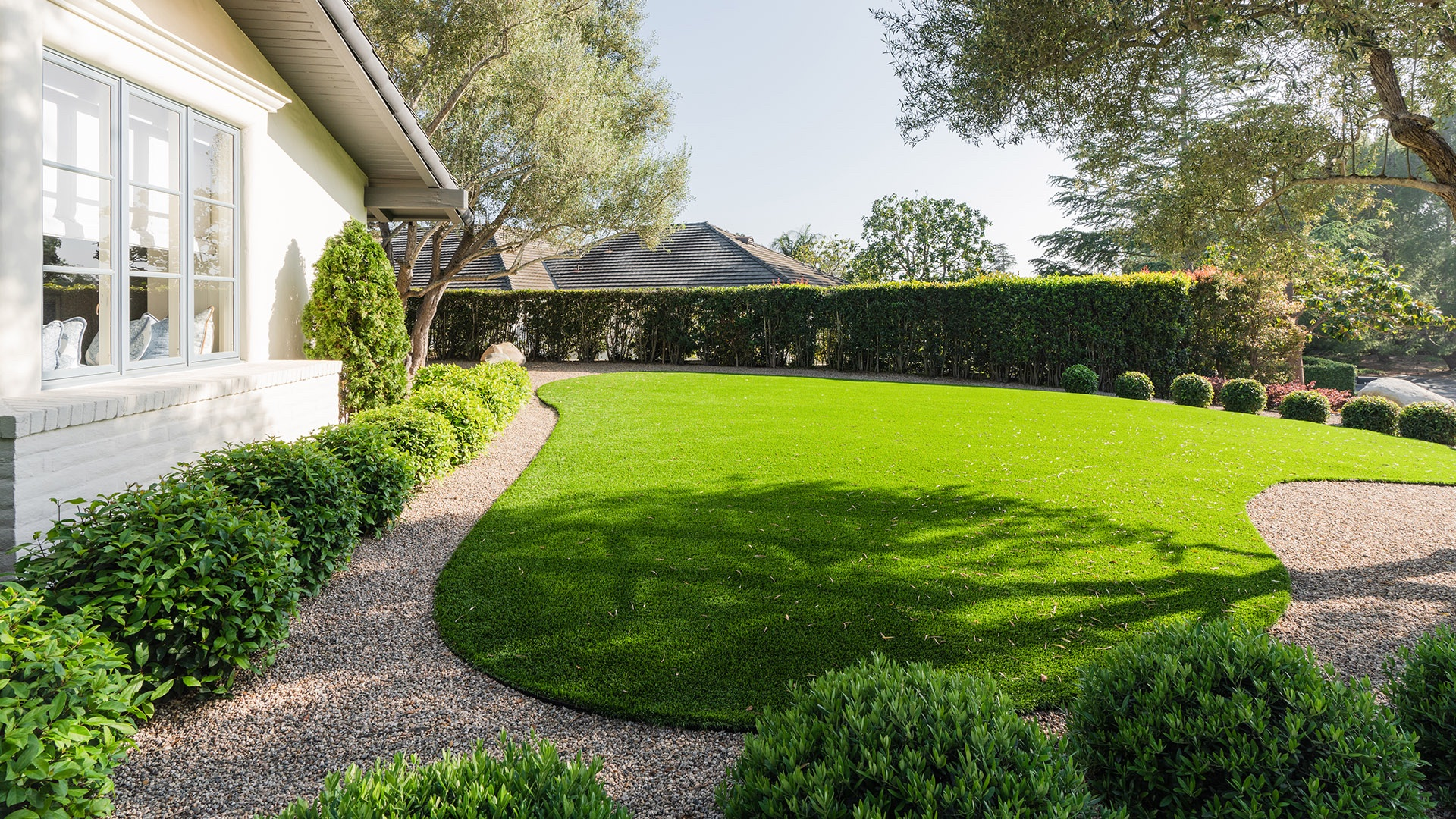 Artificial Grass services by EcoLawn Santa Barbara