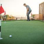 Putting Greens by EcoLawn Santa Barbara