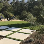 Stepping Stones by EcoLawn Santa Barbara