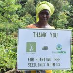 Planting Trees for the Planet