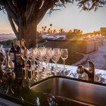 Built-In BBQ/Outdoor Kitchen by EcoLawn Santa Barbara