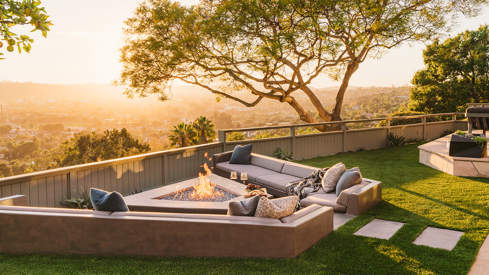 Construction + Design services by EcoLawn Santa Barbara